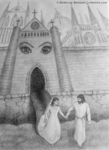 Don't Be Afraid to Come Out if You Can See Revelation 18-4 Come Out of Her My People-1