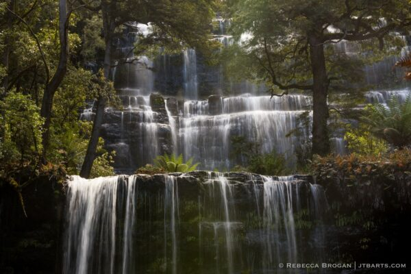 Russell Falls Mt Field National Park, Three Falls Circuit