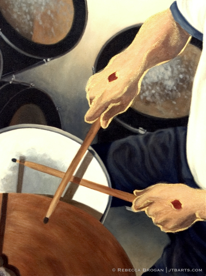 The Anointing Drums John 4 23 24