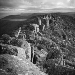 Trestle Mountain, Hobart, Tasmania, Wellington Park.