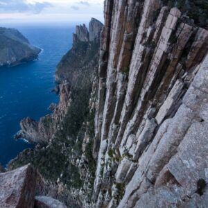 Cape Pillar Sea Cliffs, Three Capes Track walk, Tasmania