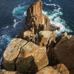 Cape Raoul, Three Capes Track walk, Tasman National Park, Tasmania