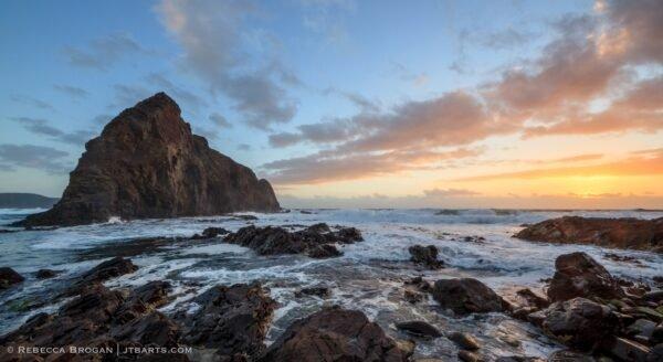 Lion Rock, South Cape Bay, South Coast Track, Tasmania